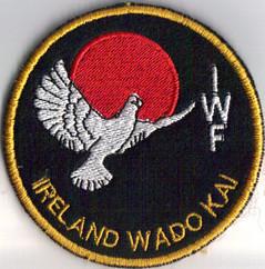 Irish Wado Ryu Federation Crest