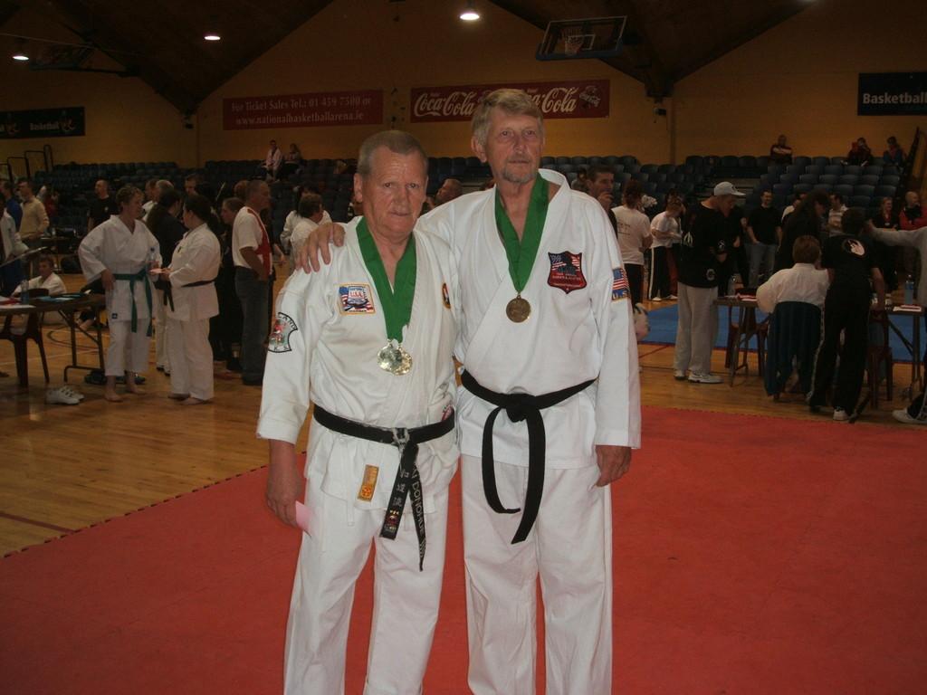 12th irish cup Dan Donohue & Roger Smith