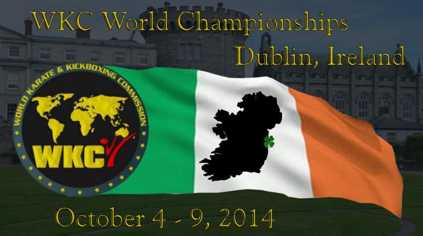 WORLD CHAMPIONSHIPS Dublin Ireland 2014