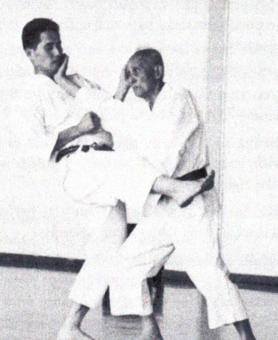 SENSEI HIRONORI OHTSUKA & SON JIRO