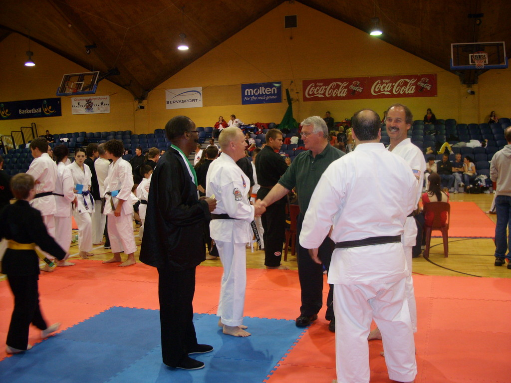 13th Irish Cup 2009