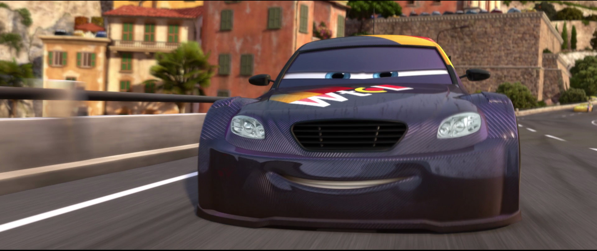 Disney CARS 2-World Grand Prix - Bed and Breakfast ...