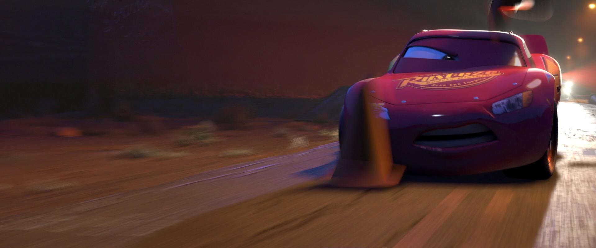 Disney Cars 1 Lightning Mcqueen Bed And Breakfast