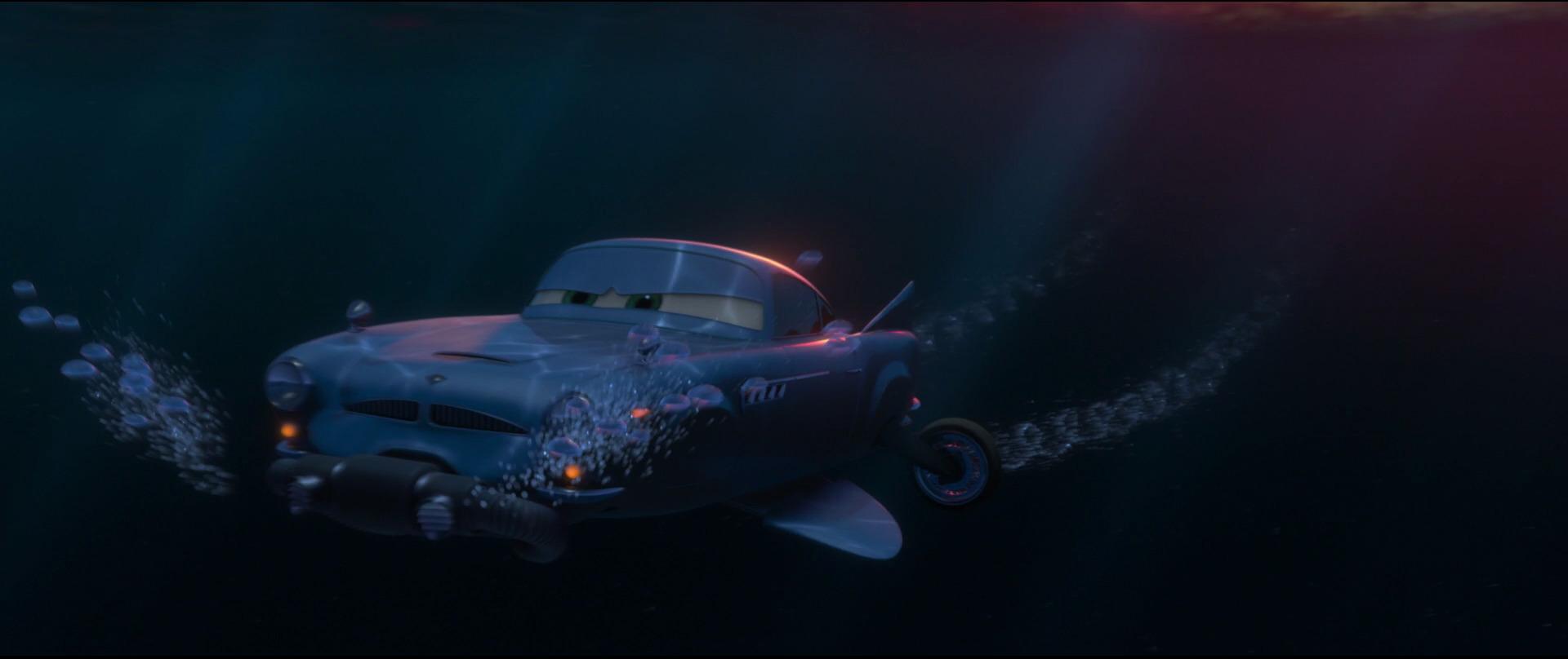 Disney Cars 2 Secret Agents Amp Lemons Bed And Breakfast