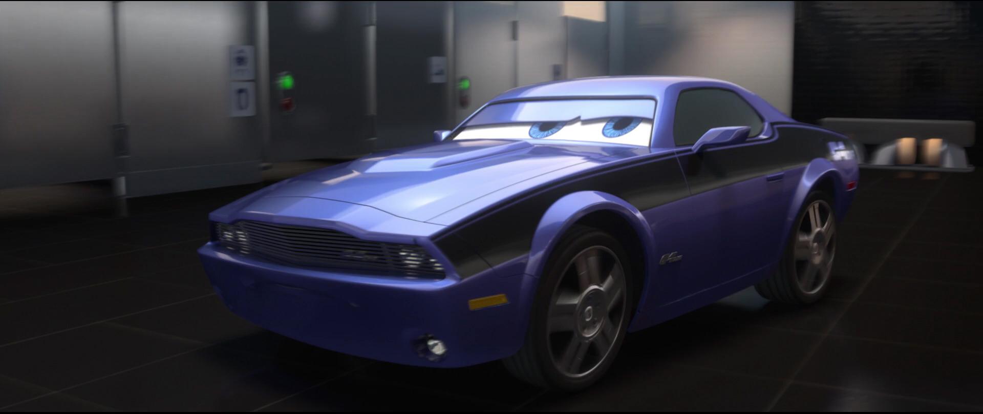 Cars  Rod Torque Redline