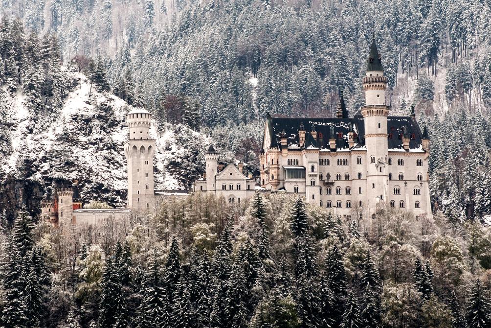 il castello delle favole - Neuschwanstein - Baviera