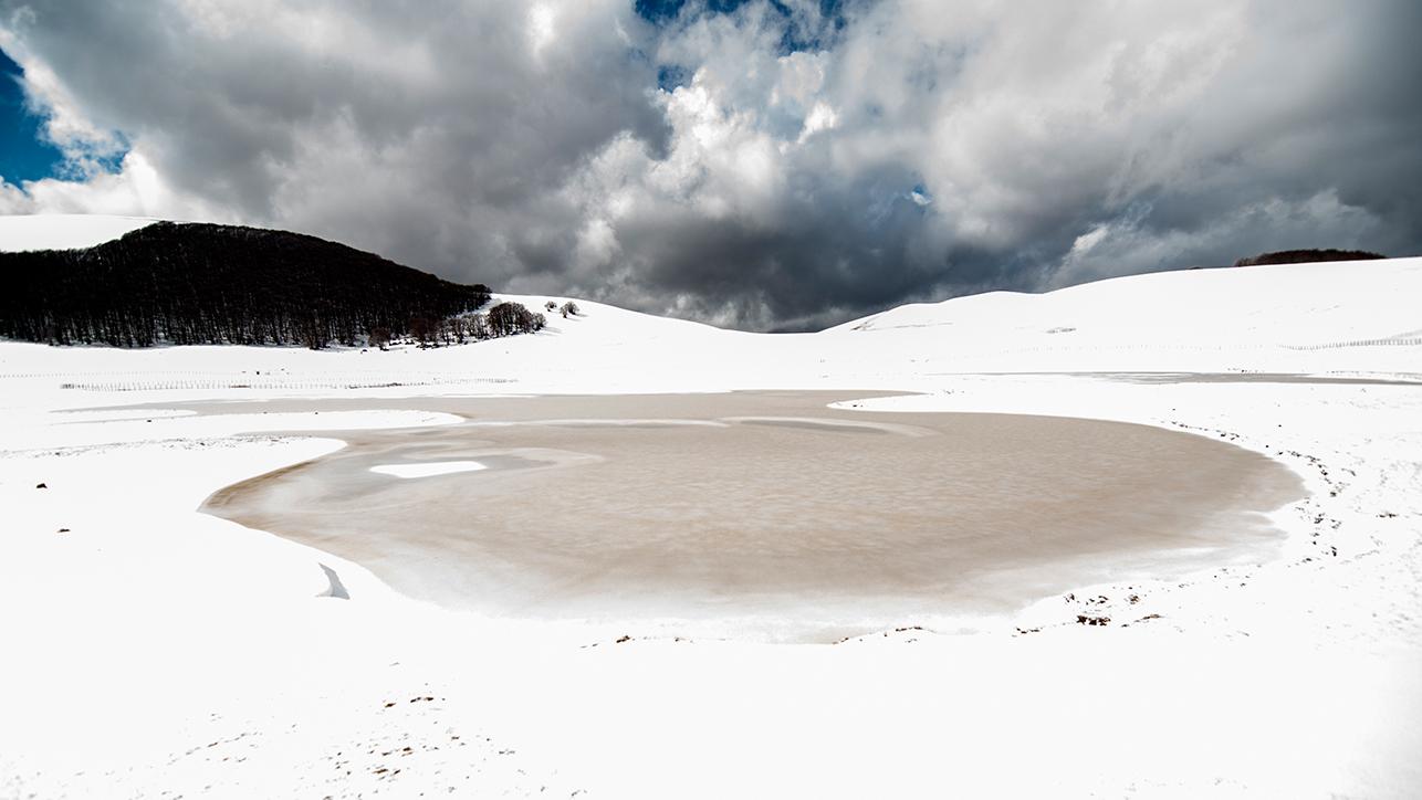 pantani di Accumoli - monti Sibillini