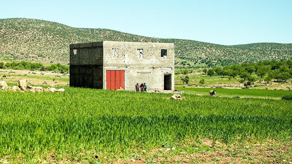 casolare - Marocco