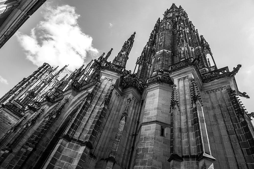 punte verso il cielo - cattedrale di S. Vito