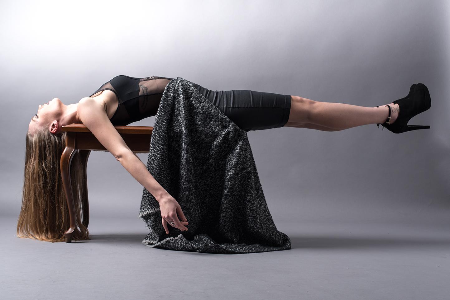 Sasha - levitazione