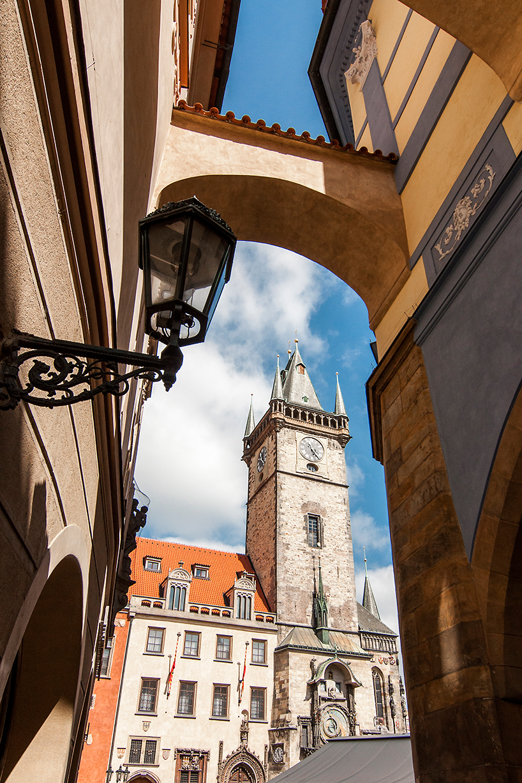scorcio - Praga