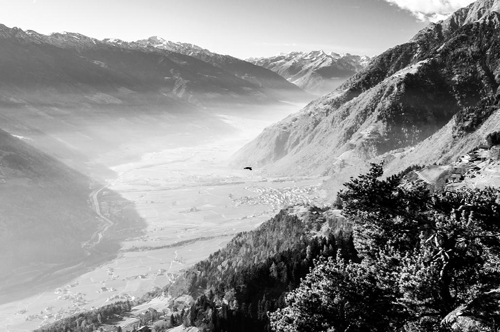sopra le nuvole - Tirolo