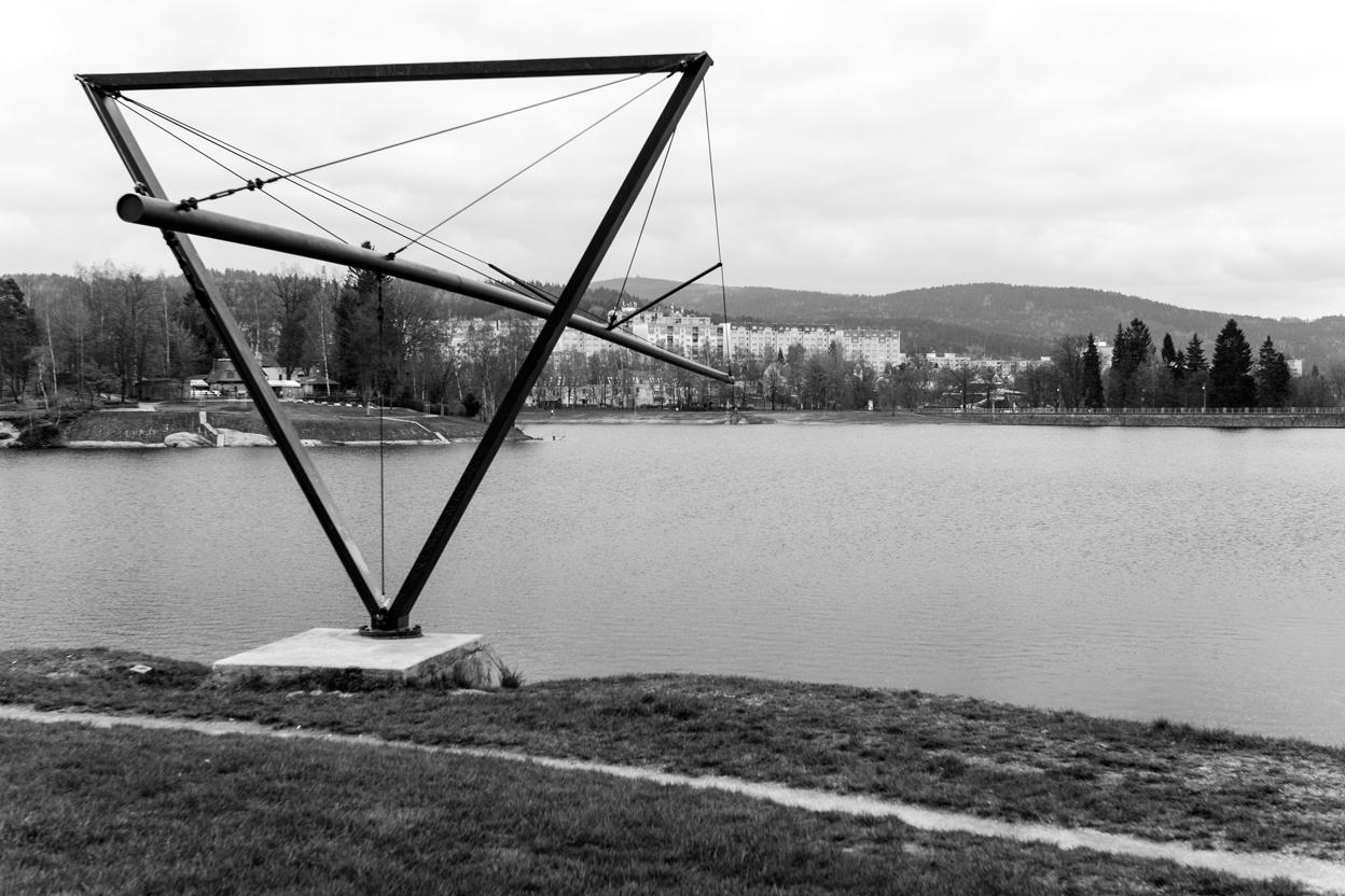 geometrie sul lago - Jablonec