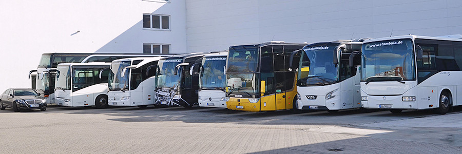 Der Transport Profi in Hamburg - Stambula Fahrservice GmbH