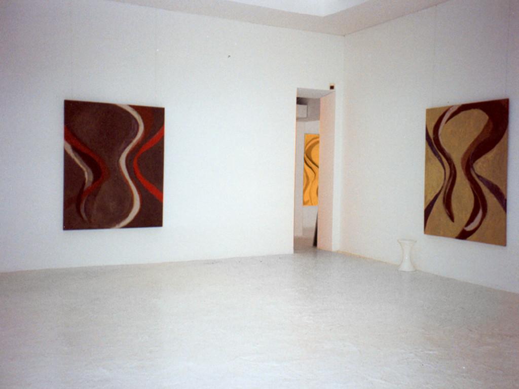 1991 galerie Jean Fournier Paris           ©BD-F
