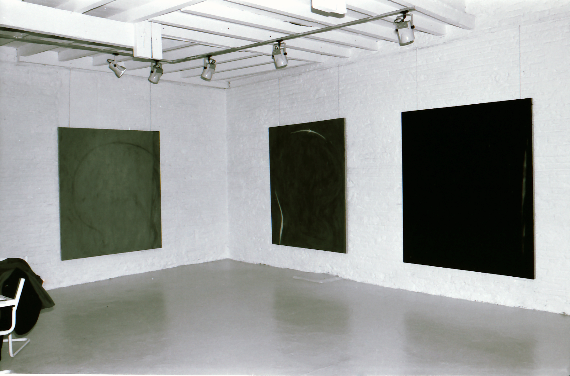 1987 galerie Girard Toulouse        ©BD-F