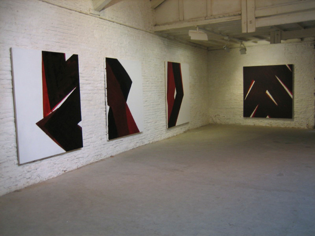 2006 galerie Jacques Girard Toulouse     ©BD-F