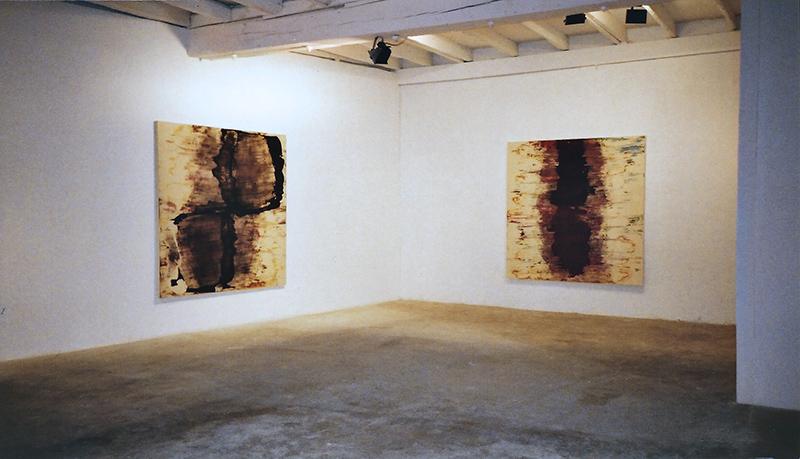 2002 Galerie Esca Milhaud Nîmes ©BD-F