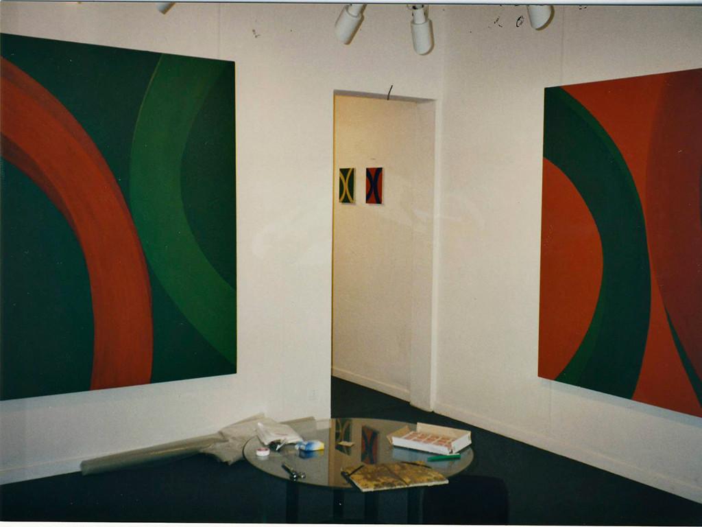 1995 galerie Thérèse Roussel Perpignan ©BD-F