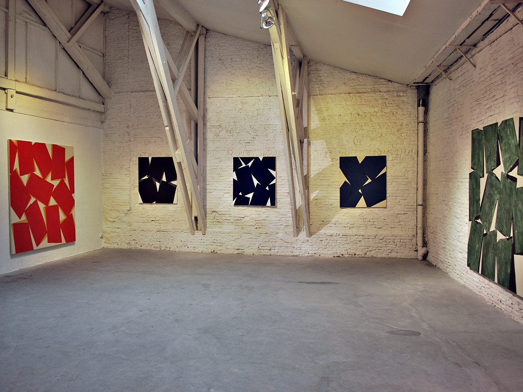2008 galerie Jacques Girard Toulouse ©BD-F