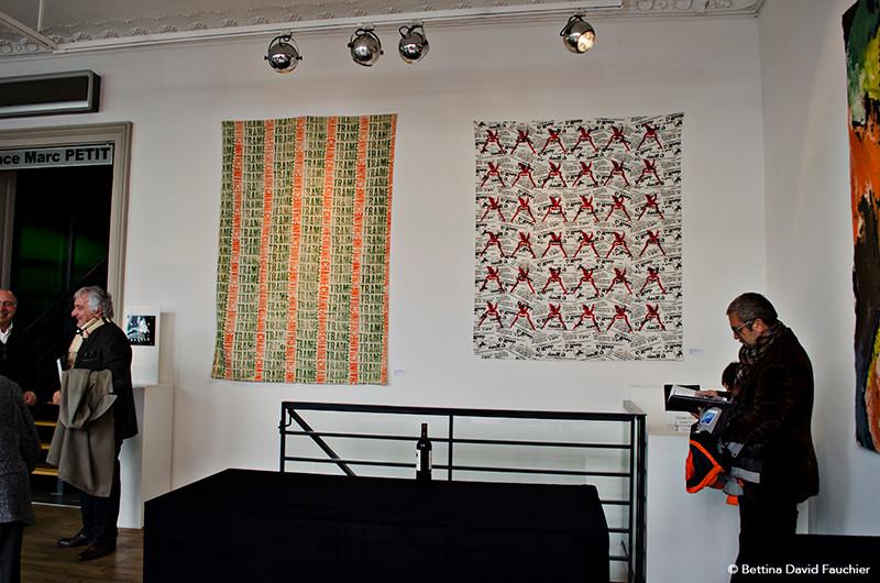 Jean Mazeaufroid Remy Penard galerie Artset Limoges ©BD-F