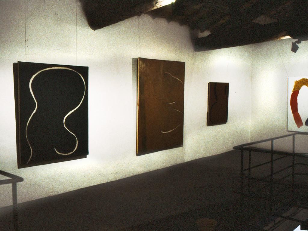 1987 galerie Esca Milhaud Nîmes ©BD-F
