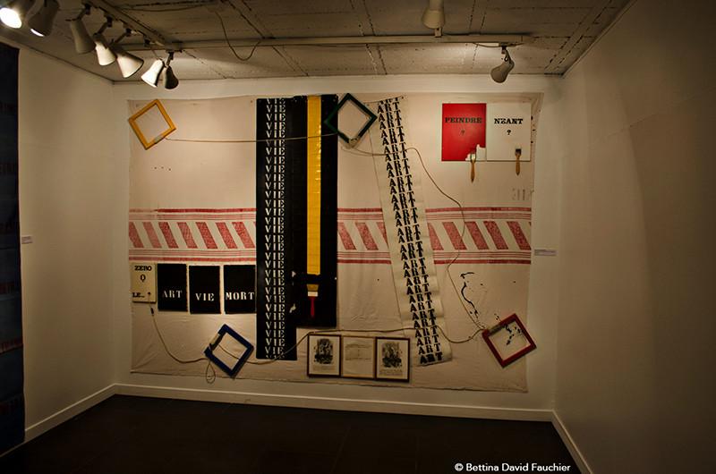 Dominique Gauthier  galerie Artset Limoges ©BD-F