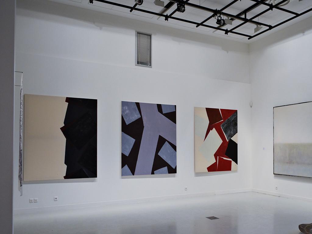 2012 galerie de l'Université Le Mirail Toulouse ©BD-F