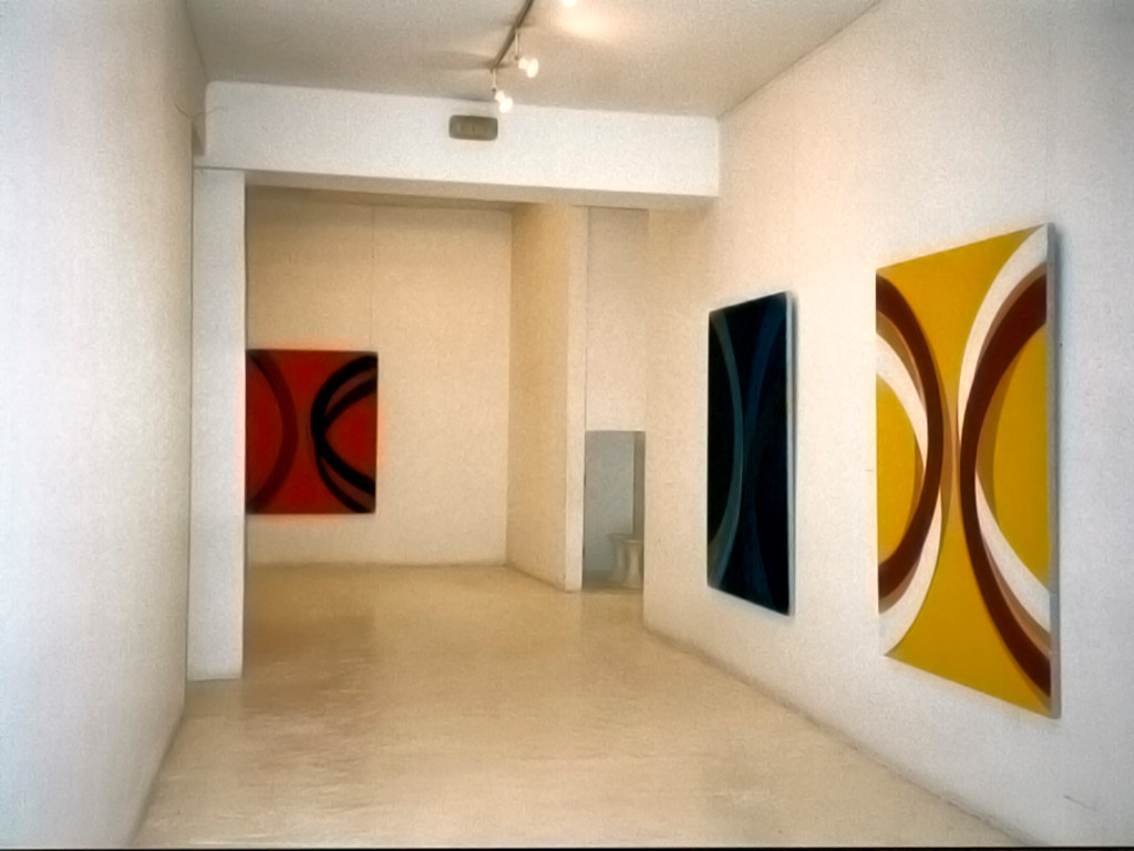 1995 galerie Jean Fournier Paris              ©BD-F