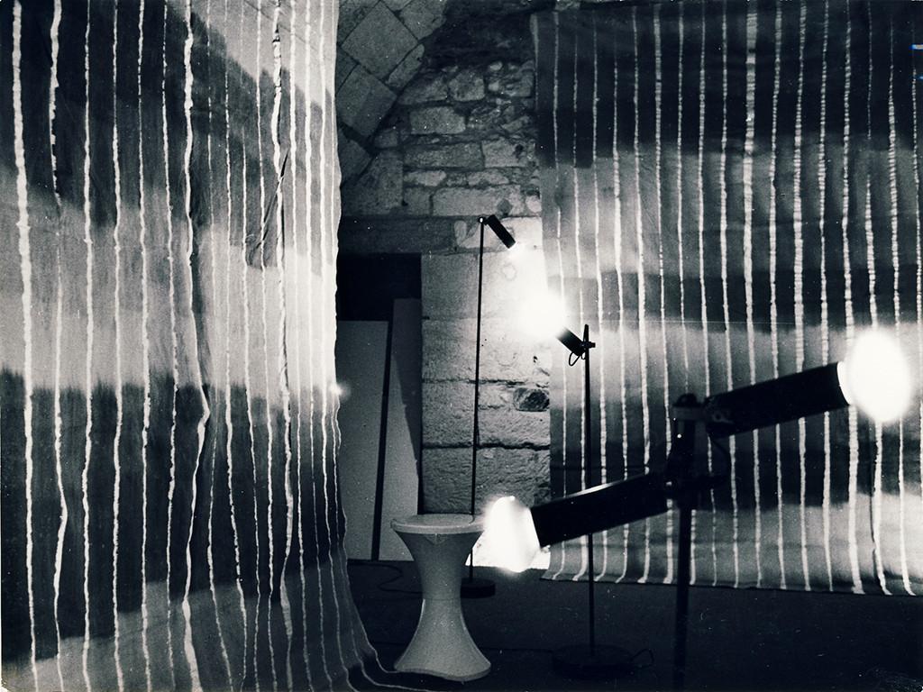 1973 galerie du Fleuve Bordeaux