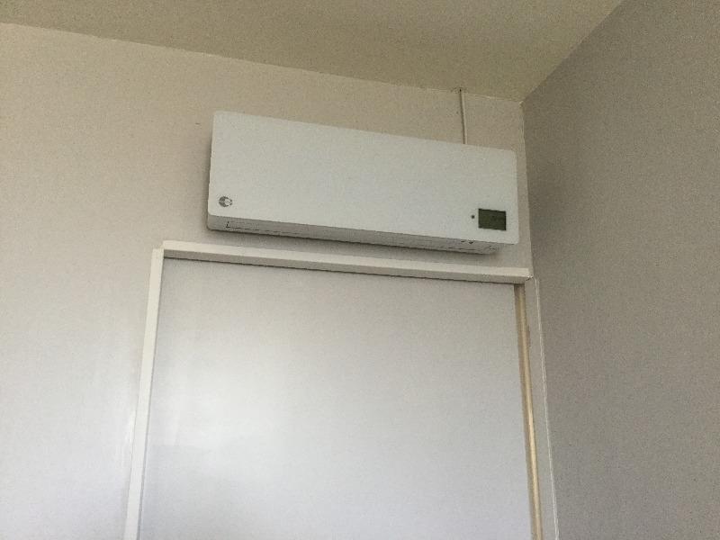 chauffage salle de bains à télécommande