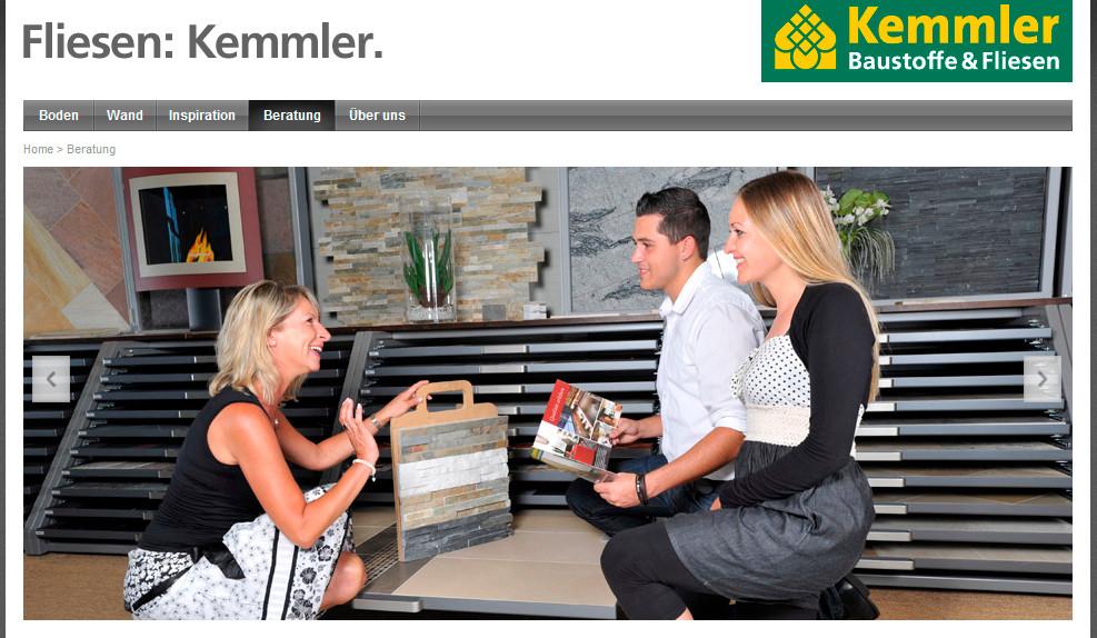 Aufnahmen für Webauftritt Kemmler Tübingen