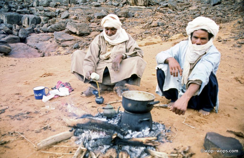 Oued Djerat, Algeria, 1992