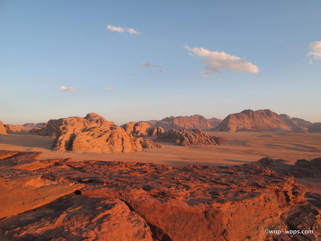 Wadi Rum, Jordan, 2011