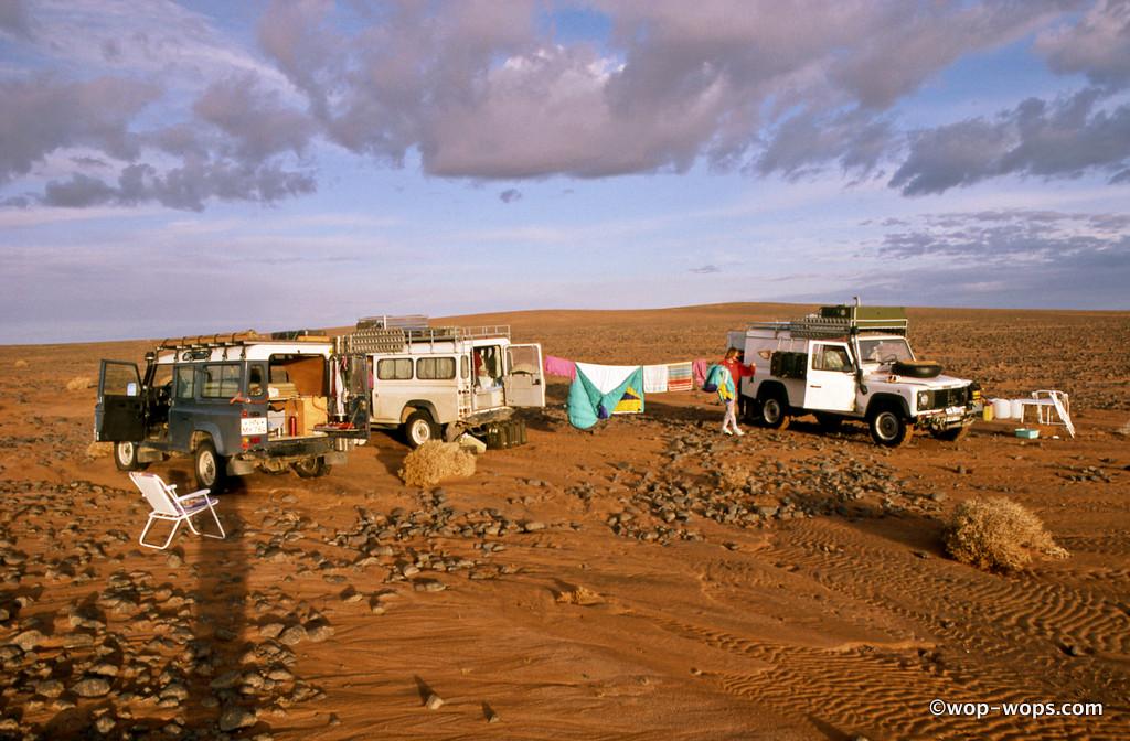 Algeria-Mauretania, 1994