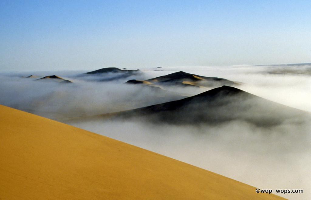 Coastal Dunes, Namibia, 1986