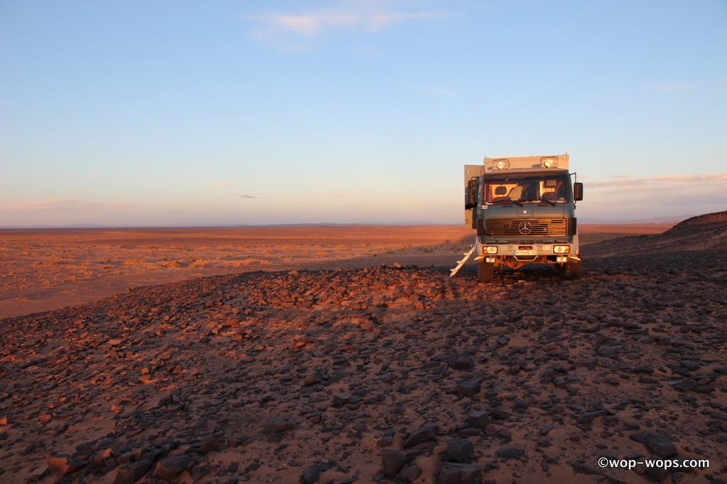 Desert camp, Morocco 2012