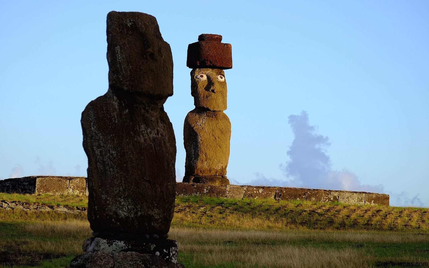 Easter Island, Chile, 2016