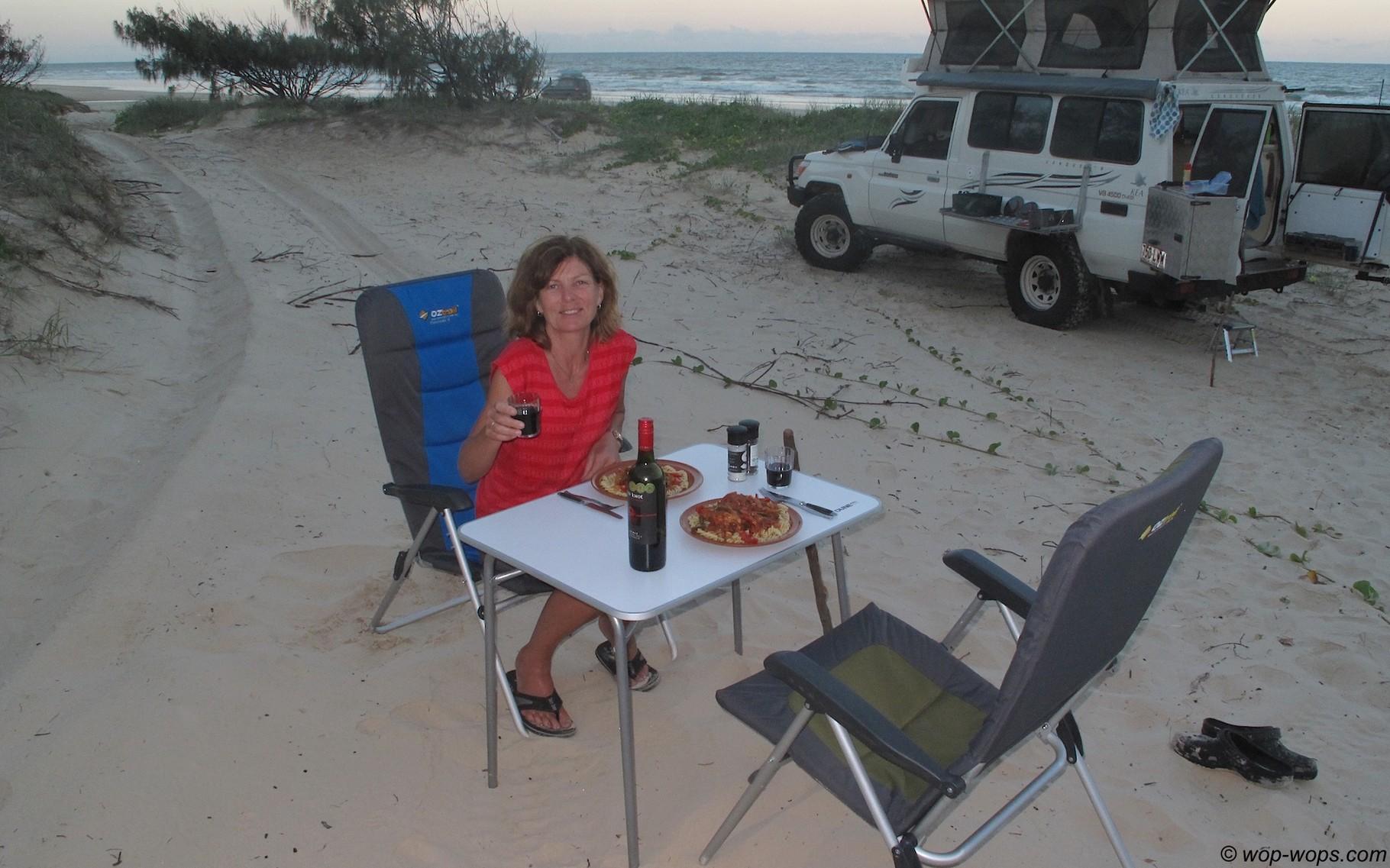 Fraser Island, Australia, 2015