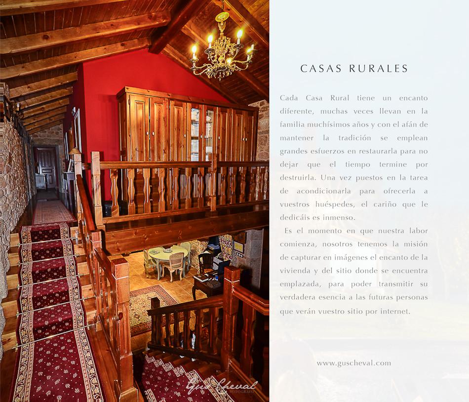 Fotógrafo de Hoteles y Casa de Turismo Rural