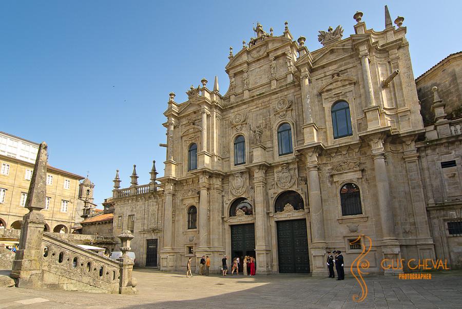 Plaza de la Inmaculada, Santiago de compostela