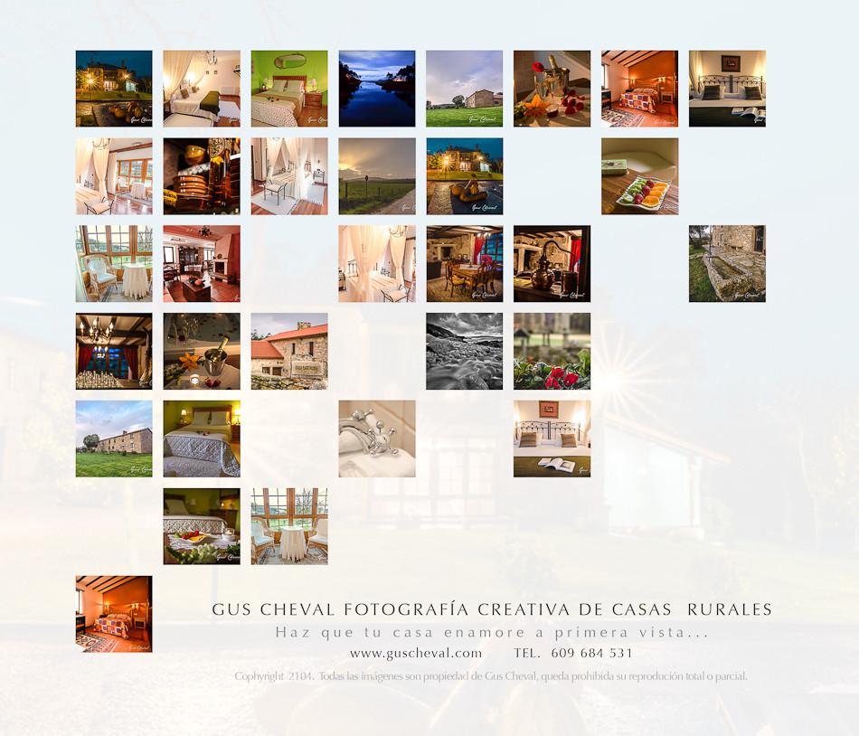 Fotógrafo de Hoteles y Casas de Tursimo Rural
