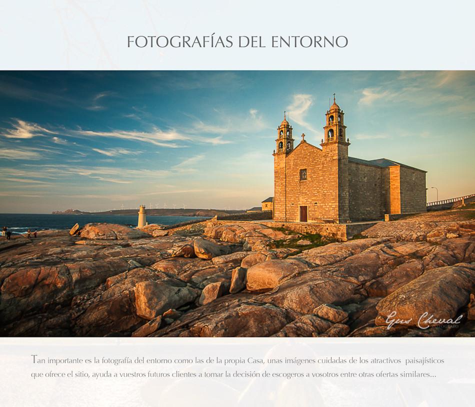 Fotógrafo de Hoteles y Casas de Turismo Rural