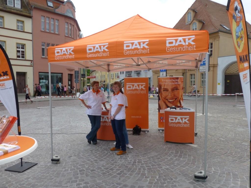 Das DAK-Team