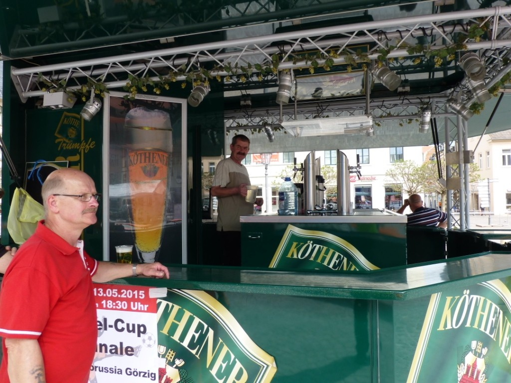 Die Bierwagenbesatzung - Teil 1