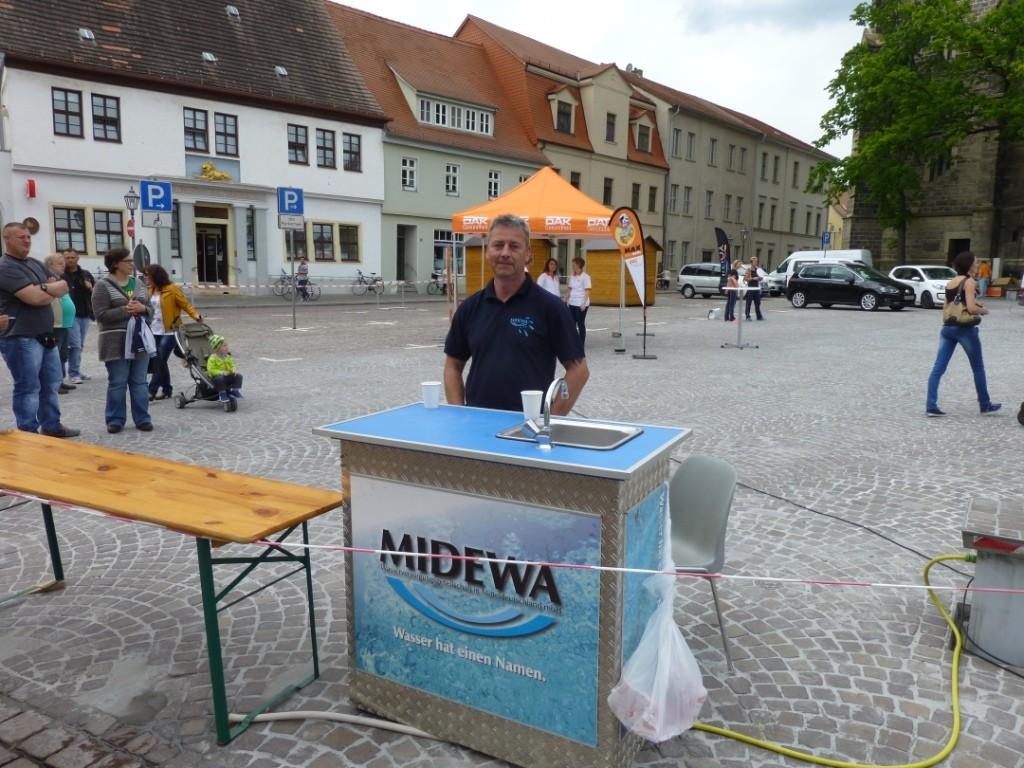 """Der """"Wassermann"""" der MIDEWA"""