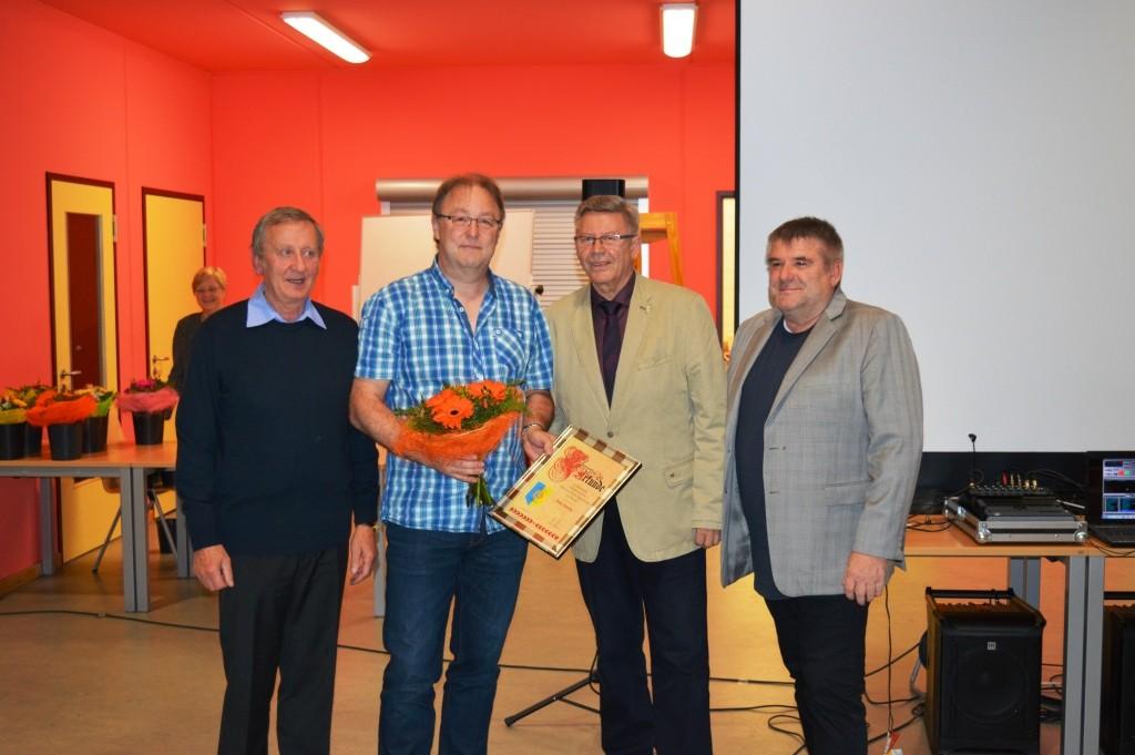 Auszeichnung von Herr Lorenz