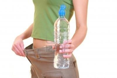 Как похудеть с водой