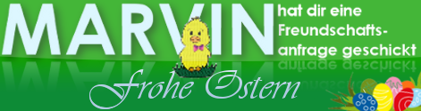 "Osterlogo ""MARVIN"" (Staffel 1) – Auszug aus Folge 7 ""Die Haltestellenblume"""