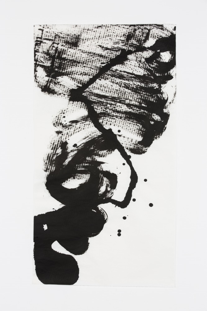 Abstract in Ink 143×77 2017